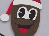 110 - Мистер Хэнки, рождественская какашка / Mr. Hankey the Christmas Poo