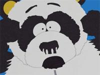 Панда сексуальное домогательство