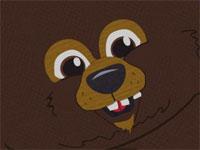 814 - Рождество у лесных тварей / Woodland Critter Christmas