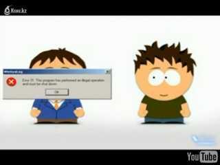 South Park MAC vs PC
