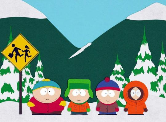 Top 10 South Park Songs